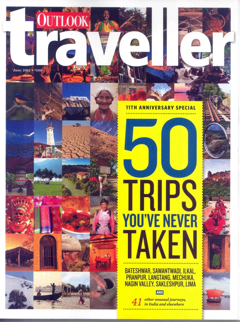 Review published over at Outlook Traveller