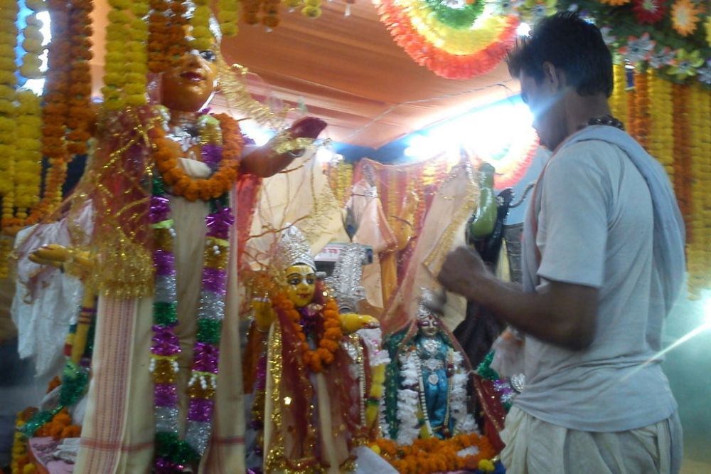Raas Utsav - An Important Festival of Rural Bengal