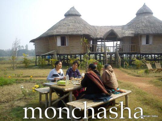 a monchasha experience