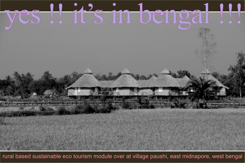 Bamboo Cottages of Monchasha