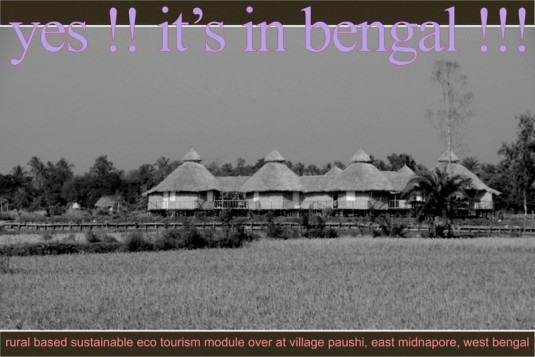 Bamboo Cottages of Monchasha