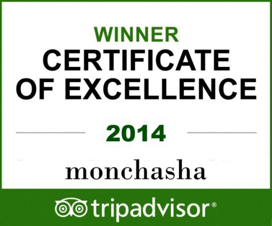 "Rural Based Sustainable Ecotourism Initiative ""Monchasha"" - Awarded by Tripadvisor"